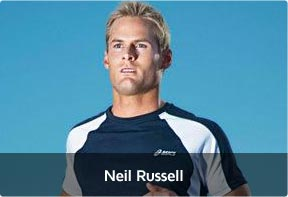 Neil Russell - Atleta Trainer