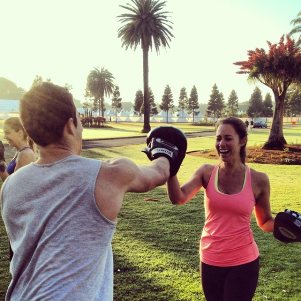 Body & Performance - Boxing, Bums & Body