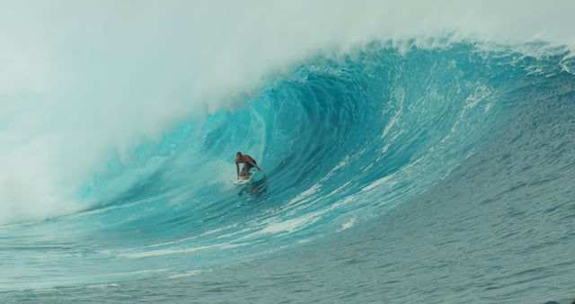 Mick Fanning Thundercloud
